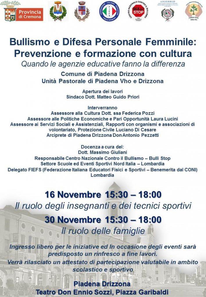 Bullismo e Difesa Personale Femminile: Prevenzione e Formazione con Cultura